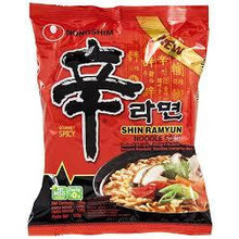 Nong Shim Noodle Soup - Gourmet Spicy 120g