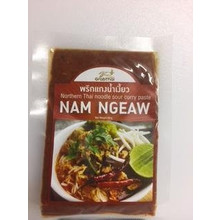 Grab Thai Northern Thai Noodle Sour Curry Paste (Nam Ngeaw) 50g