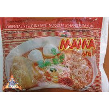 Mama Instant Chand Noodles -  Tom Yum Flavour - 30 x 55g