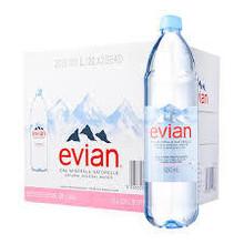 Evian Mineral Water 1.5L x 12