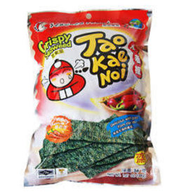 Tao Kae Noi Crispy Seaweed - Hot & Spicy 34g