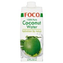 FOCO 100% Coconut Water 500ml