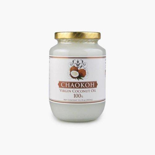 Chaokoh Virgin Coconut Oil 450ml BBD 01/2019