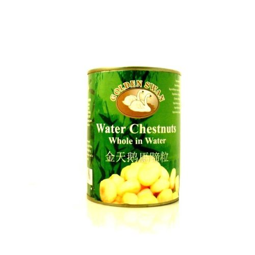Golden Swan Water Chestnuts - Whole 567g