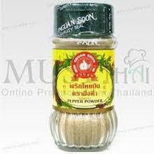 Hand Brand White Pepper Powder 60g