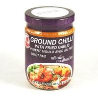 Cock Brand Ground Chilli with Fried Garlic 227g
