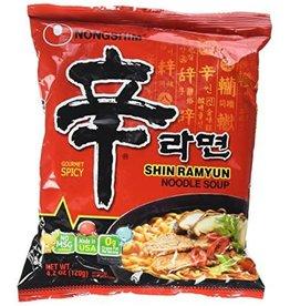 Nongshim Instant Shin Ramyun Noodle Soup 120g