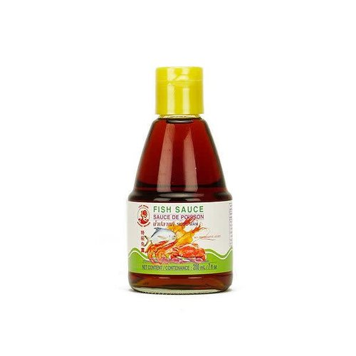 Cock Brand Fish Sauce 200ml