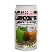 FOCO Roasted Coconut Juice 350ml