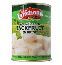 Lamthong Young Green Jackfruit in Brine 565g