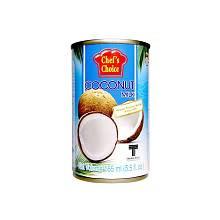 Chefs Choice Coconut Milk 165ml
