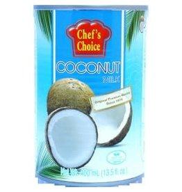 Chefs Choice Coconut Milk 400ml