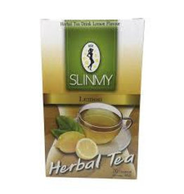 Slinmy Herbal Teabags - Lemon 40g