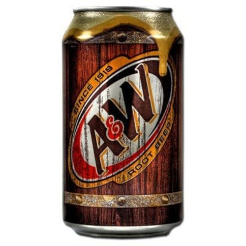 A & W A & W Root Beer 330ml