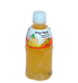 Mogu Mogu Pineapple Flavoured Drink 320ml
