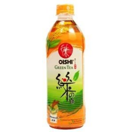 Oishi Green Tea - Genmai  500ml