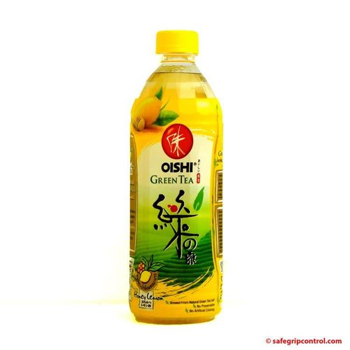 Oishi Green Tea - Honey & Lemon 500ml