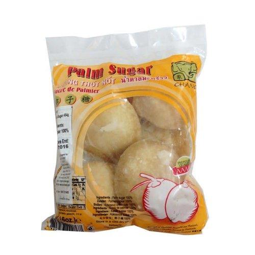 Chang Pure Palm Sugar Discs 454g