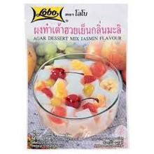 Lobo Agar Dessert Mix Jasmine Flavour 130g