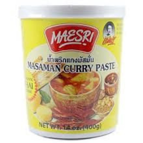Maesri Massaman Curry Paste 400g