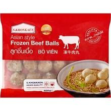 S Khonkaen Beef Balls 400g
