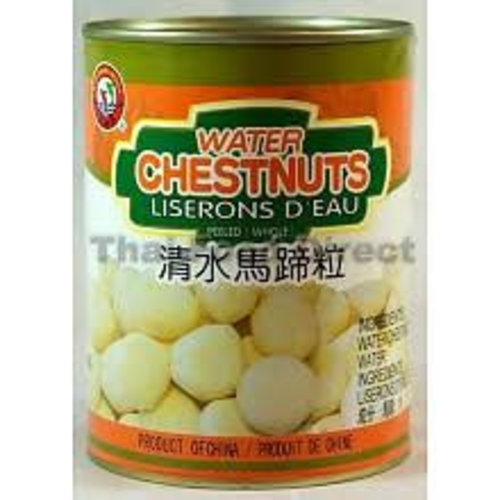 Brotherhood Water Chestnuts (whole) in Water 567g