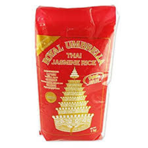 Royal Umbrella Thai Mali Jasmine Rice 1kg