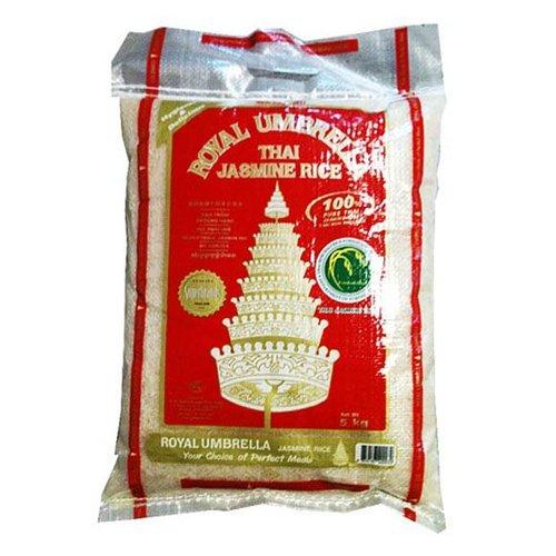 Royal Umbrella Thai Mali Jasmine Rice 5kg