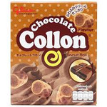 Collon Biscuit Roll Chocolate 54g