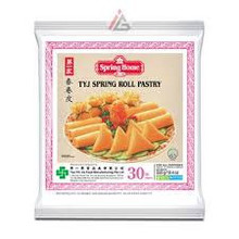 """Spring Home TYJ Spring Roll Pastry 10"""" (30 Sheets) 550g"""