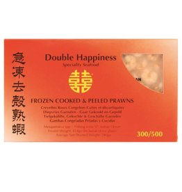 Double Happiness 2/300 C&P Prawns