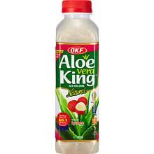 OKF Aloe Vera King Drink Lychee 500ml