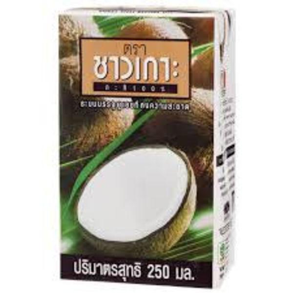Chaokoh Coconut Milk 250ml UHT