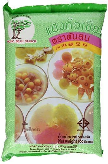 Pine Brand Mung Bean Starch 500g