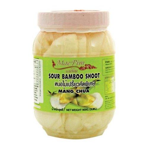 Mae Pim Sour Bamboo Shoot 900g