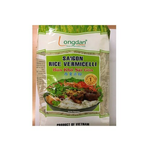 Longdan Saigon Rice Vermicilli 400g