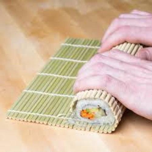 Bamboo Mat For Sushi (1 piece)