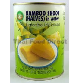 X.O Bamboo Shoot in water (Halves) 565g