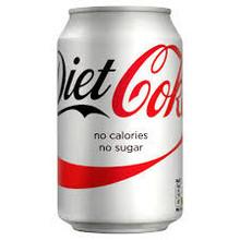 Coca Cola Diet Coke 330ml