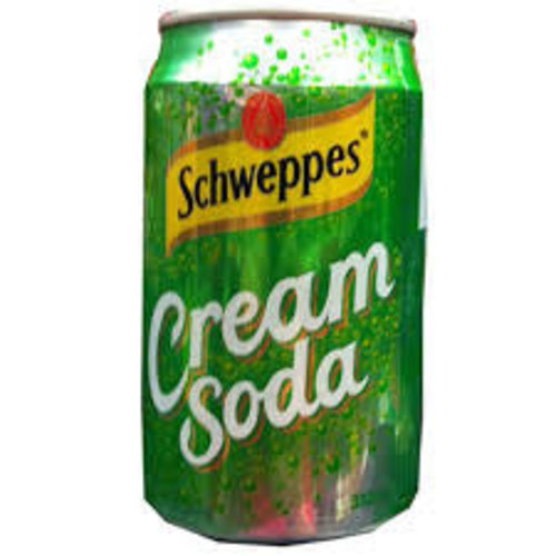 Schweeppes Cream Soda 330ml