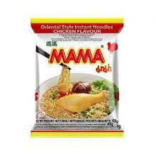 Mama Instant Noodles - Chicken - 1 x 55g