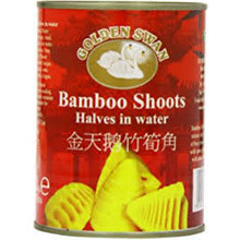 Golden Swan Bamboo Shoots - halves 567g