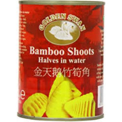 Golden Swan Bamboo Shoots Halves 567g