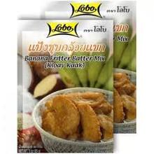 Lobo Banana fritter Batter Mix 85g