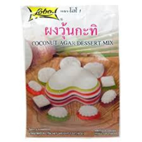 Lobo Coconut Agar Dessert Mix 60g