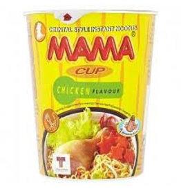 Mama Cup Noodle - Chicken 70g
