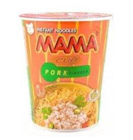 Mama Cup Noodle - Pork 70g