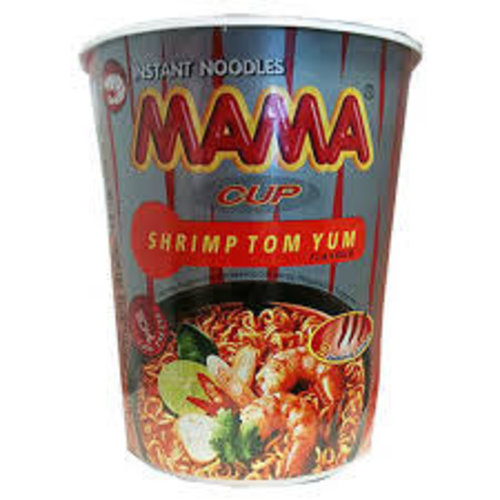 Mama Noodle Cup  - Shrimp Tom Yum 70g