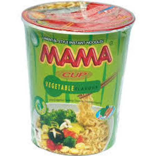 Mama Noodle - Vegetable Cup 70g