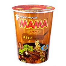 Mama Cup Noodle - Beef 70g